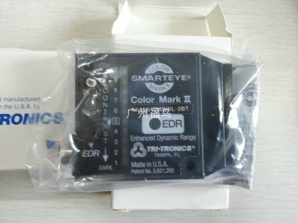 供應TRI-TRONICS光纖放大器, 傳感器(CMSWL-2BTF1) 8