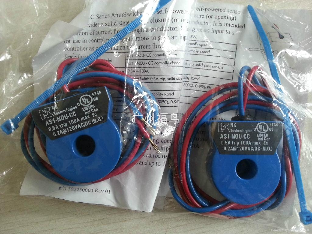 供應NK TECHNOLOGIES電流互感器(AS1-NOU-CC) 5