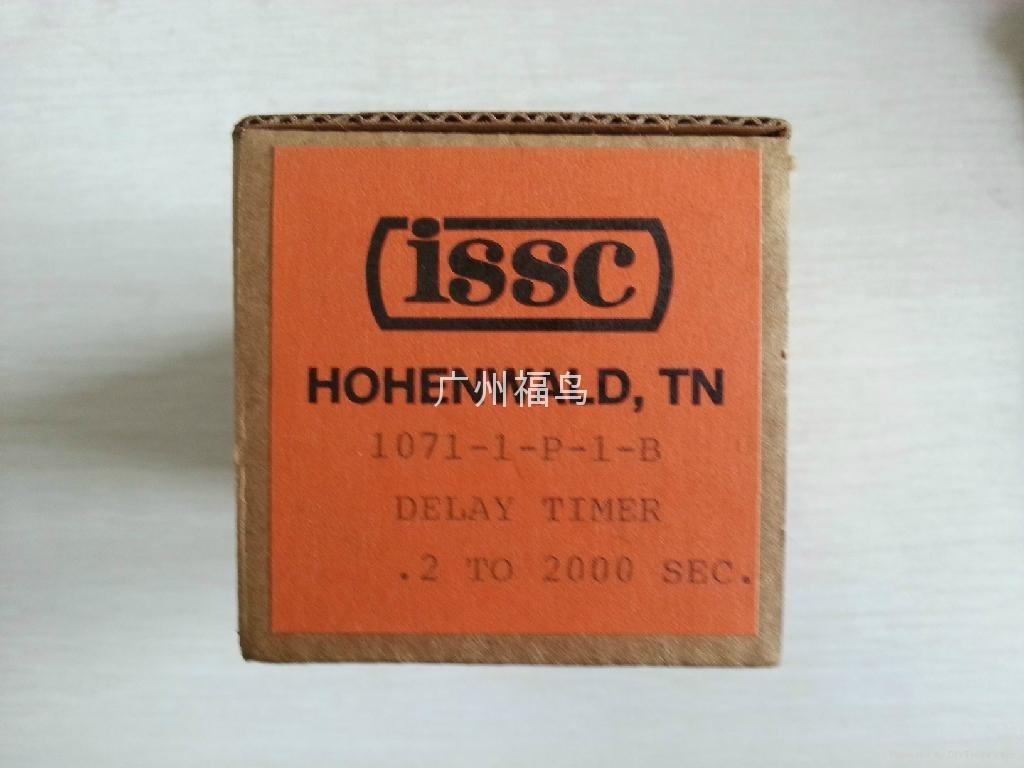 ISSC KANSON延时继电器, 型号: 1071-1-P-1-B