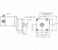 现货供应DAYTON电机, 马达(1LPW2A, 1LPW2, 4Z536, 4Z536A) 10
