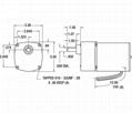 DAYTON電機, 馬達, 型號: 4Z063A