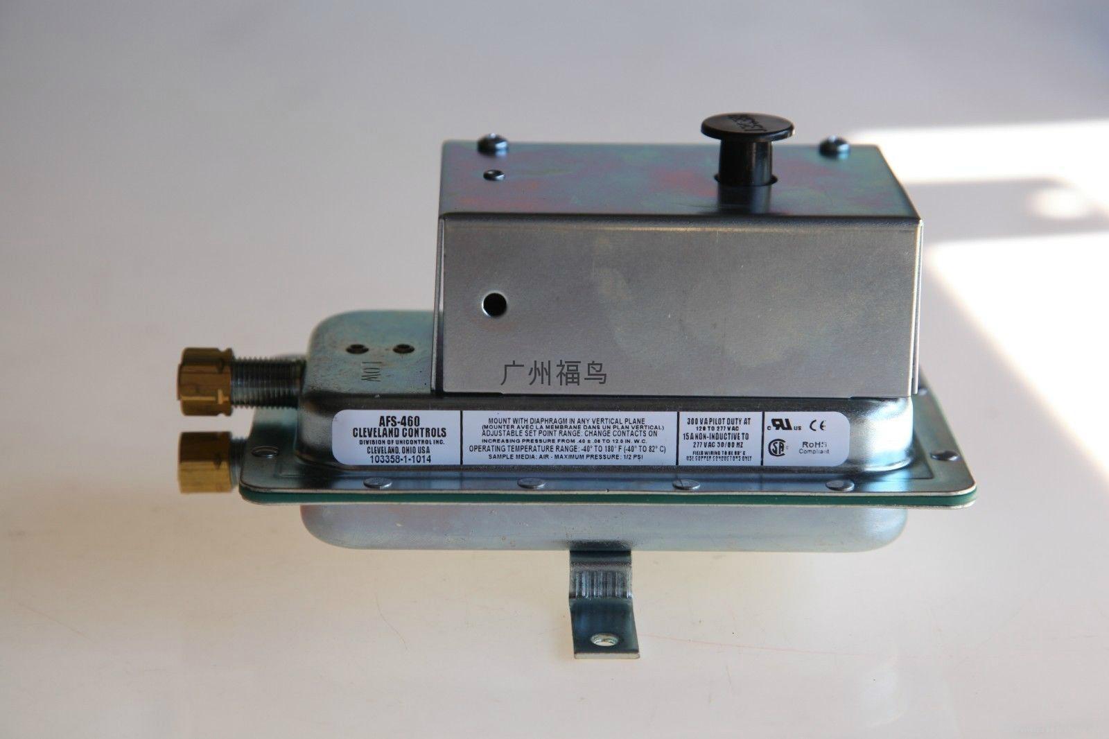 CLEVELAND CONTROLS壓力開關, 型號: AFS-460