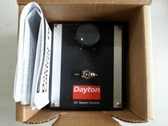 DAYTON电机速度控制器, 驱动器, 变频器