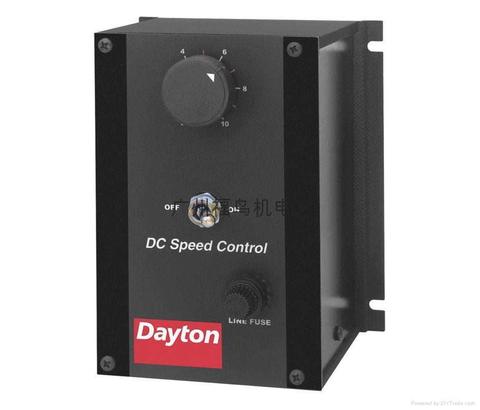 DAYTON电机速度控制器, 驱动器, 变频器 5