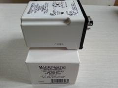 MACROMATIC继电器. 时间继电器