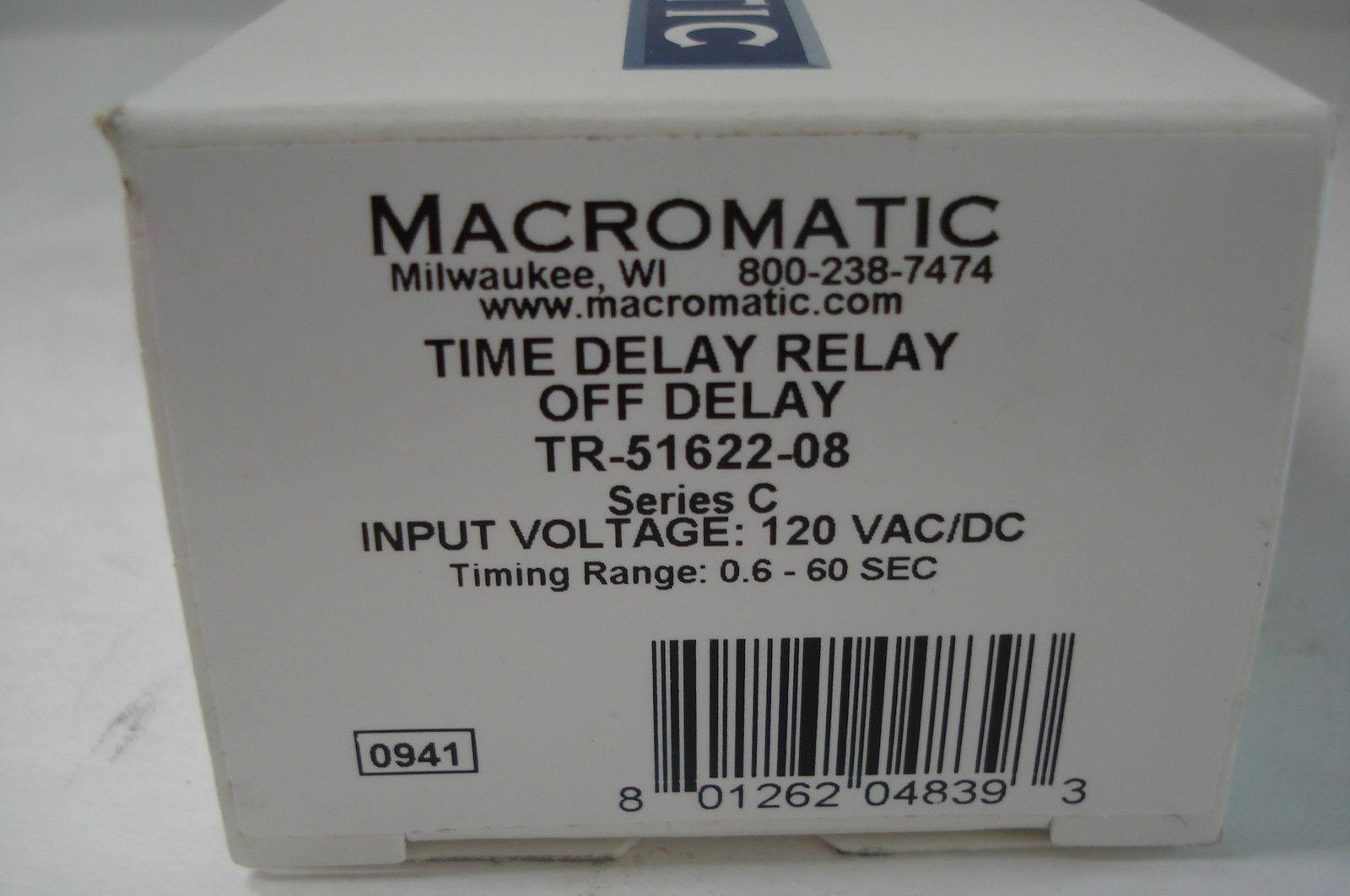 MACROMATIC时间继电器. 继电器  7