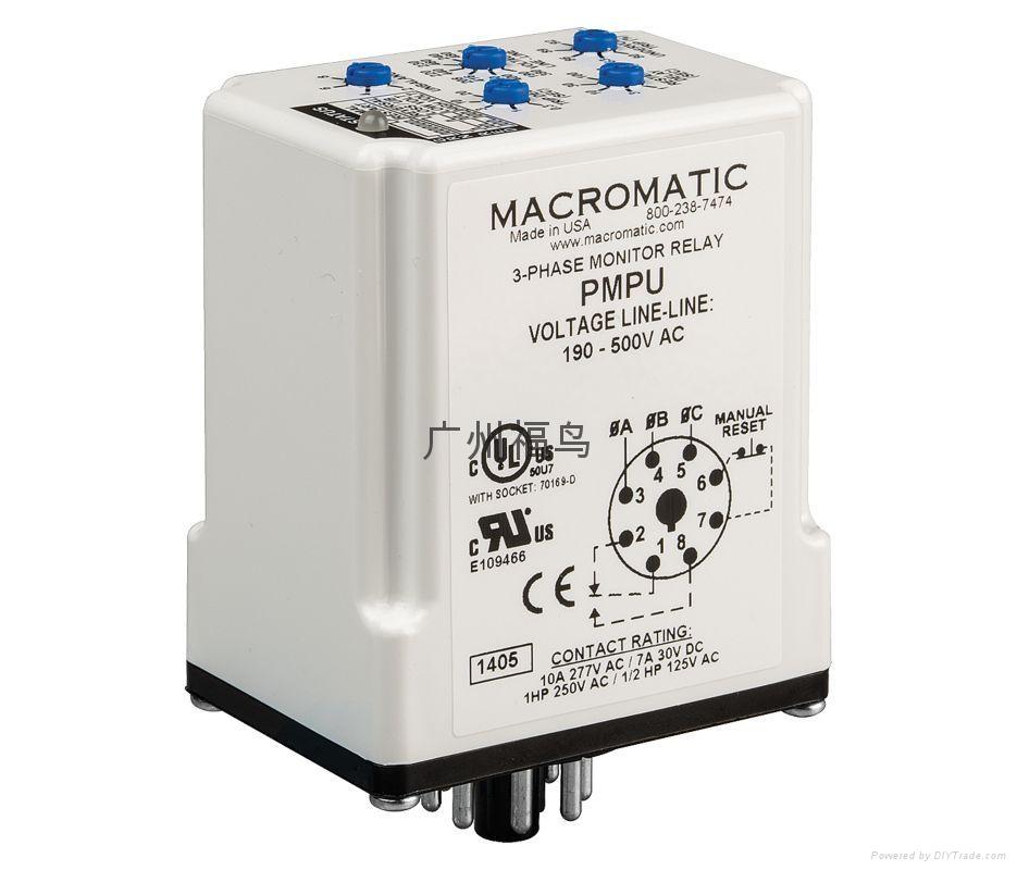 MACROMATIC时间继电器. 继电器  6