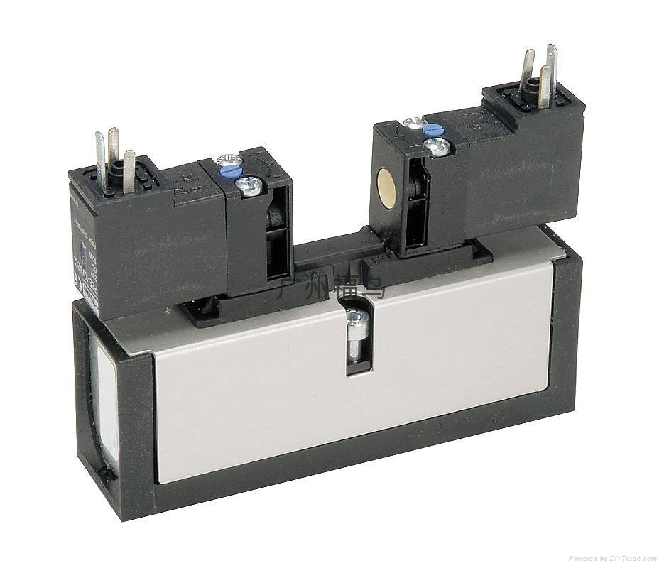 DAYTON SPEEDAIRE气动电磁阀, 手动阀  3