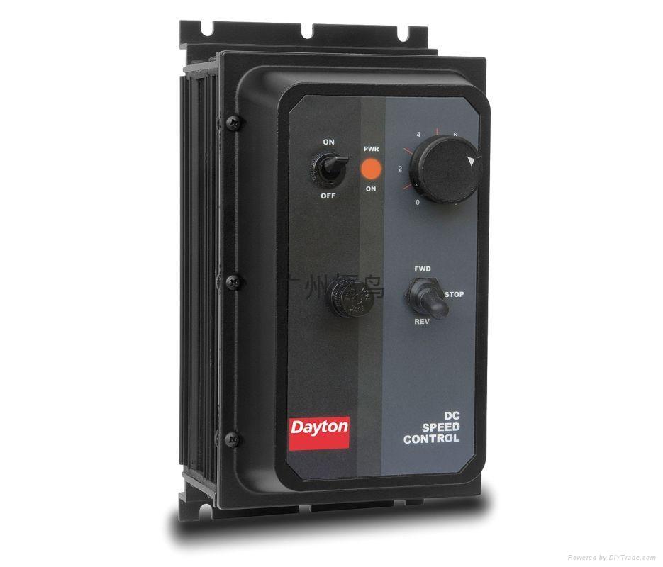 DAYTON电机速度控制器, 驱动器, 变频器 7