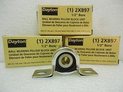 DAYTON轴承 带座轴承 法兰轴承 衬套
