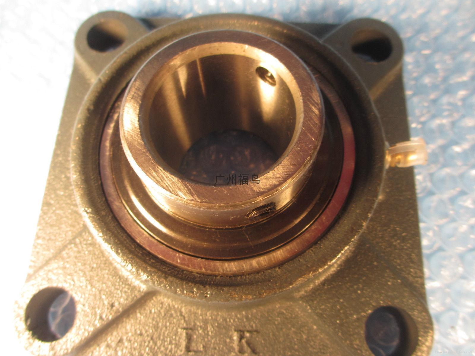 DAYTON軸承 帶座軸承 法蘭軸承 襯套  3