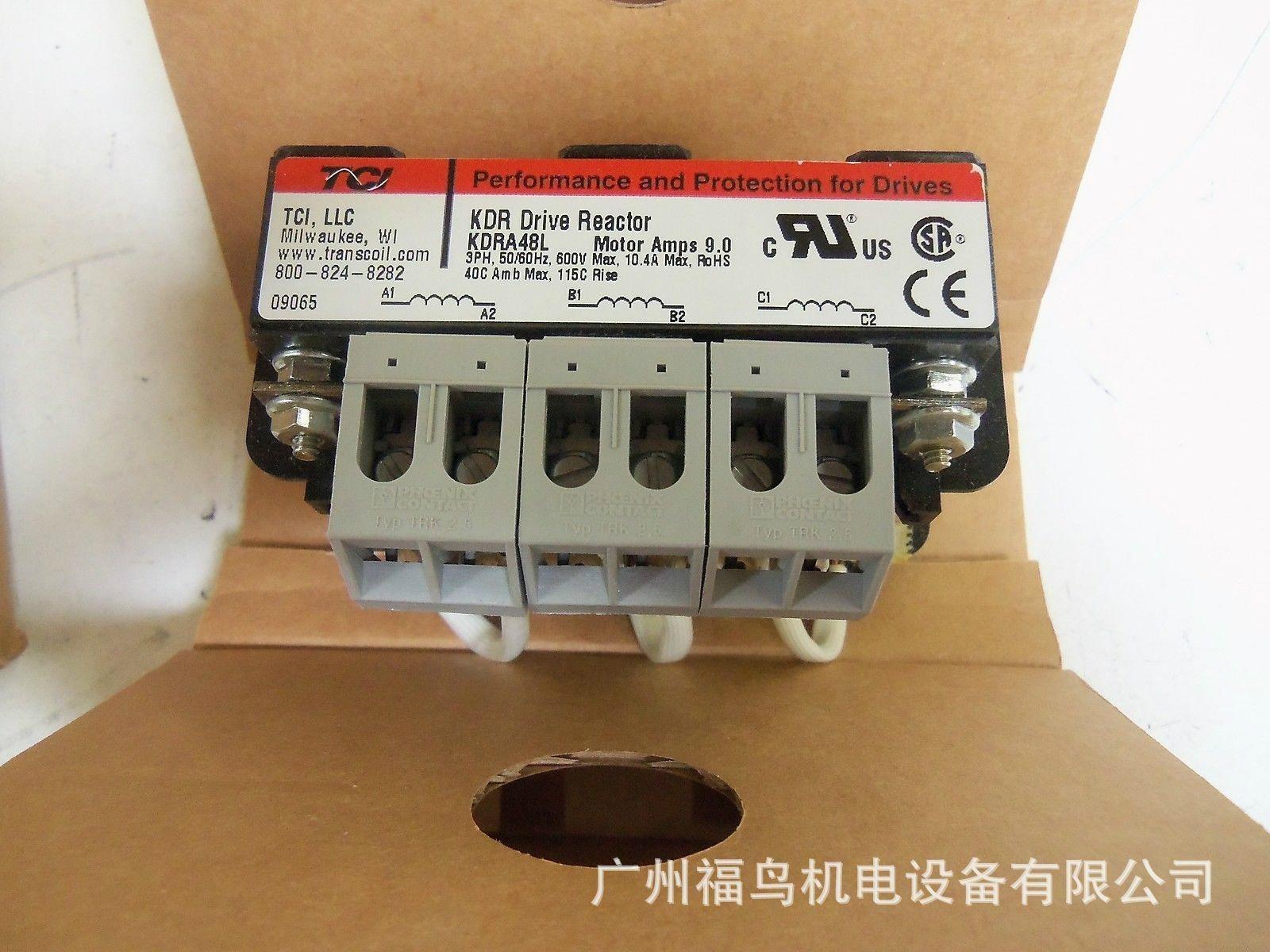 TCI电抗器, 型号: KDRA48L