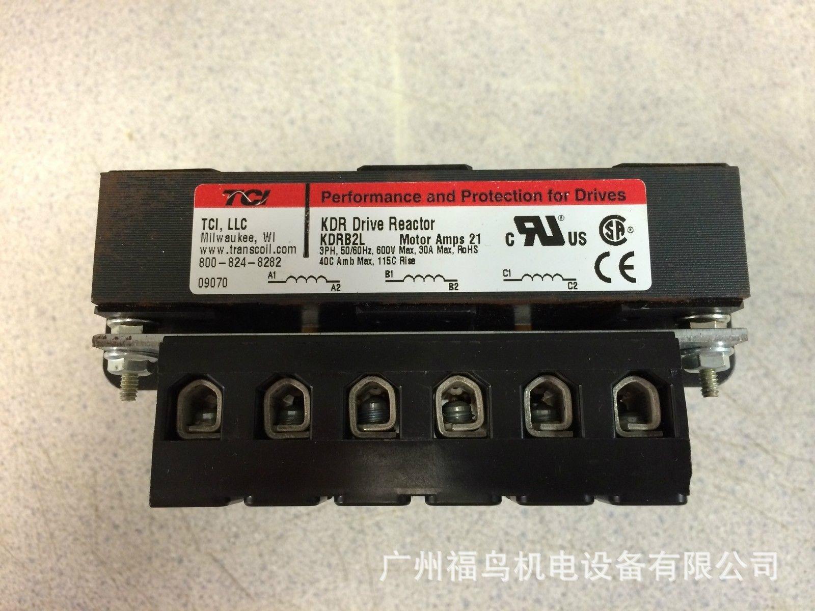 TCI电抗器, 型号: KDRB2L