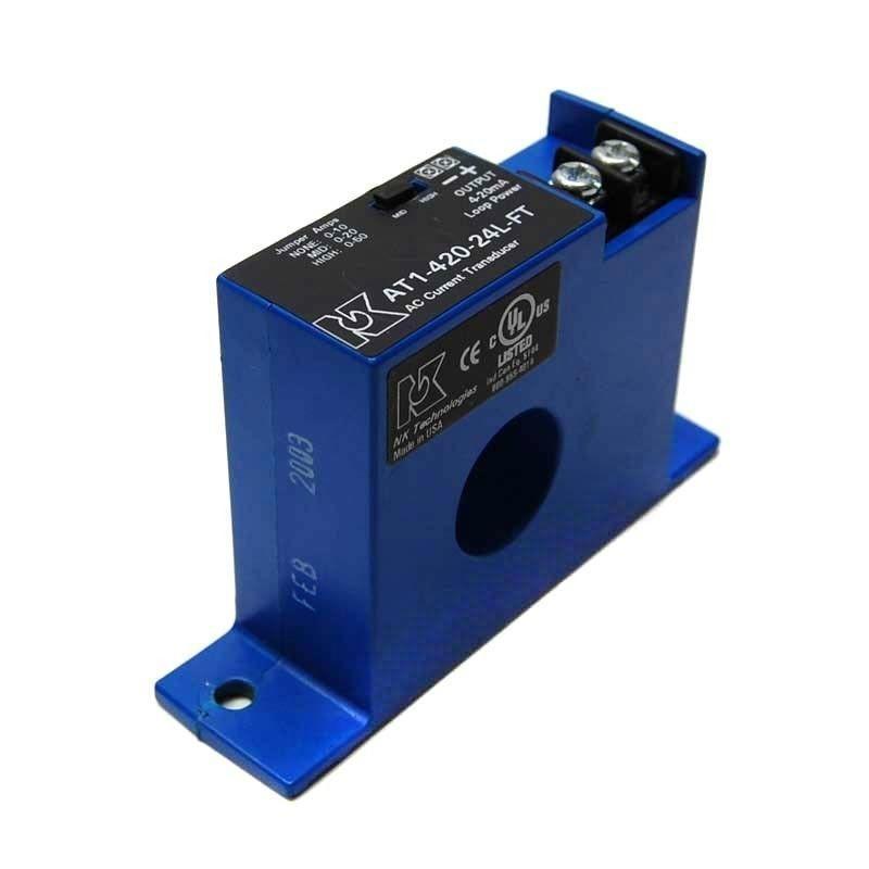 NK TECHNOLOGIES電流傳感器, 型號: AT1-420-24L-FT