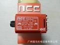 NCC时间继电器,  型号: K1K-10-661