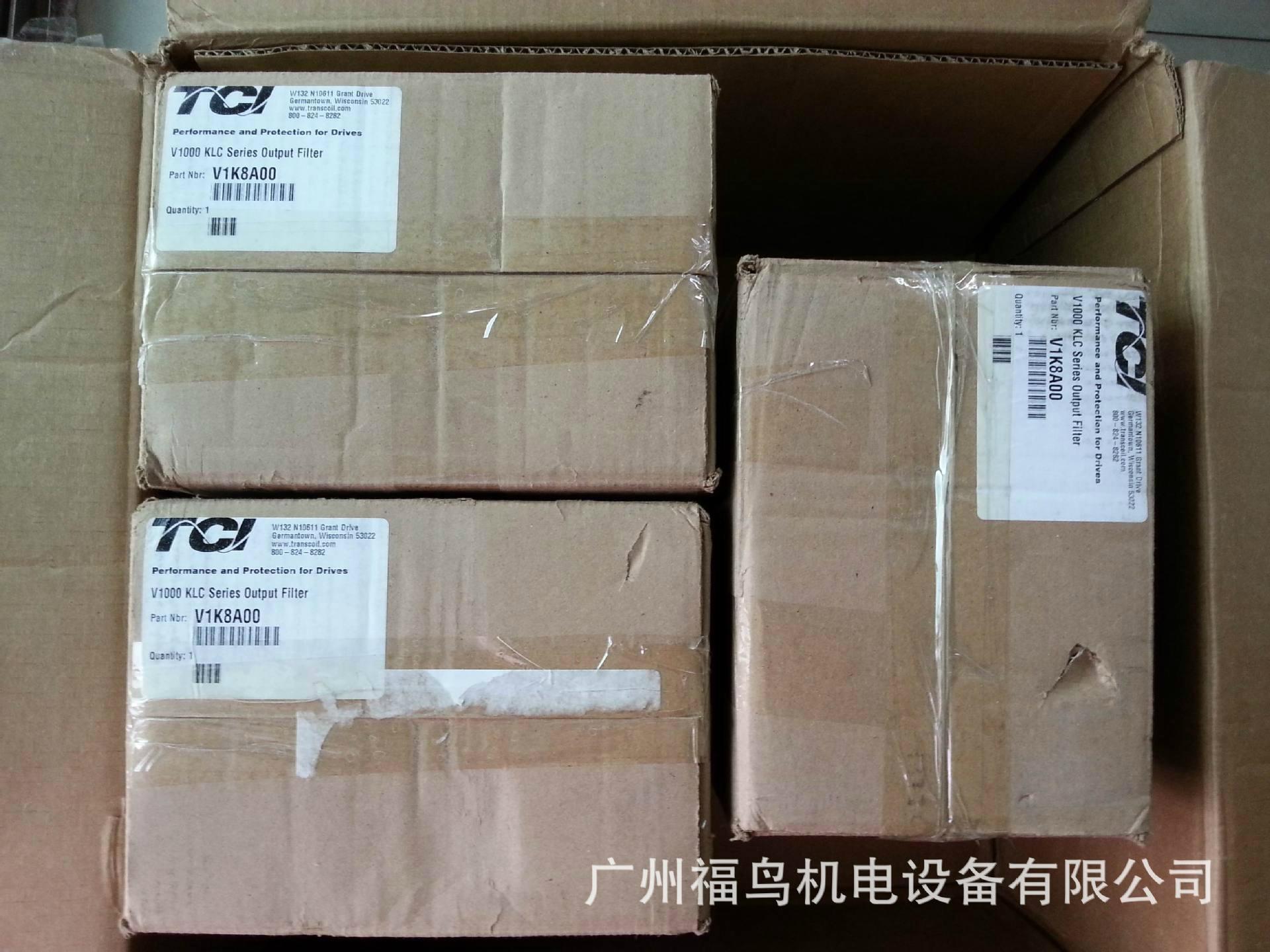 TCI電抗器, 過濾器 1