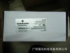 供應EMERSON (CONTROL CONCEPTS)電源濾波器(IE-205)