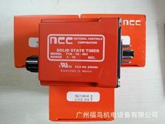 NCC時間繼電器, 控制器, 控制板