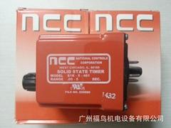 NCC时间继电器, 控制器, 控制板