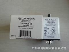 供应MACROMATIC时间继电器(TR-51828-08)