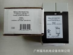 MACROMATIC相位监控继电器. 继电器