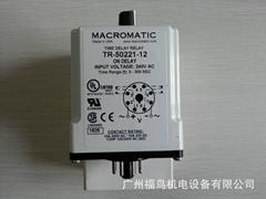 MACROMATIC电压监控继电器. 时间继电器