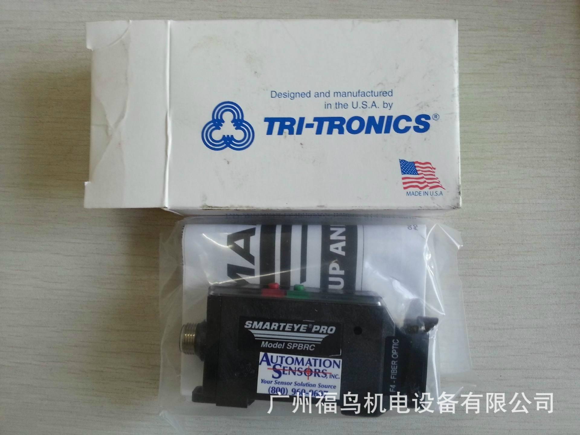 TRI-TRONICS放大器, 傳感器, 型號: SPBRCF4