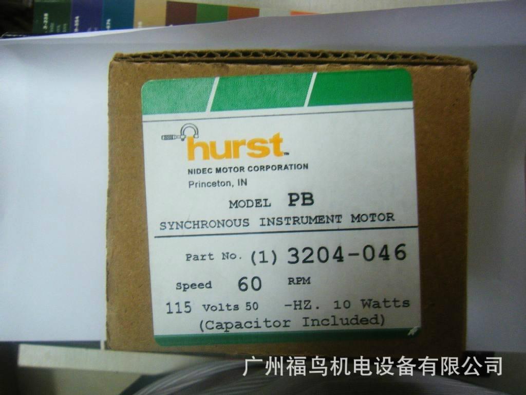HURST馬達, 電機, 訂貨號: 3204-046