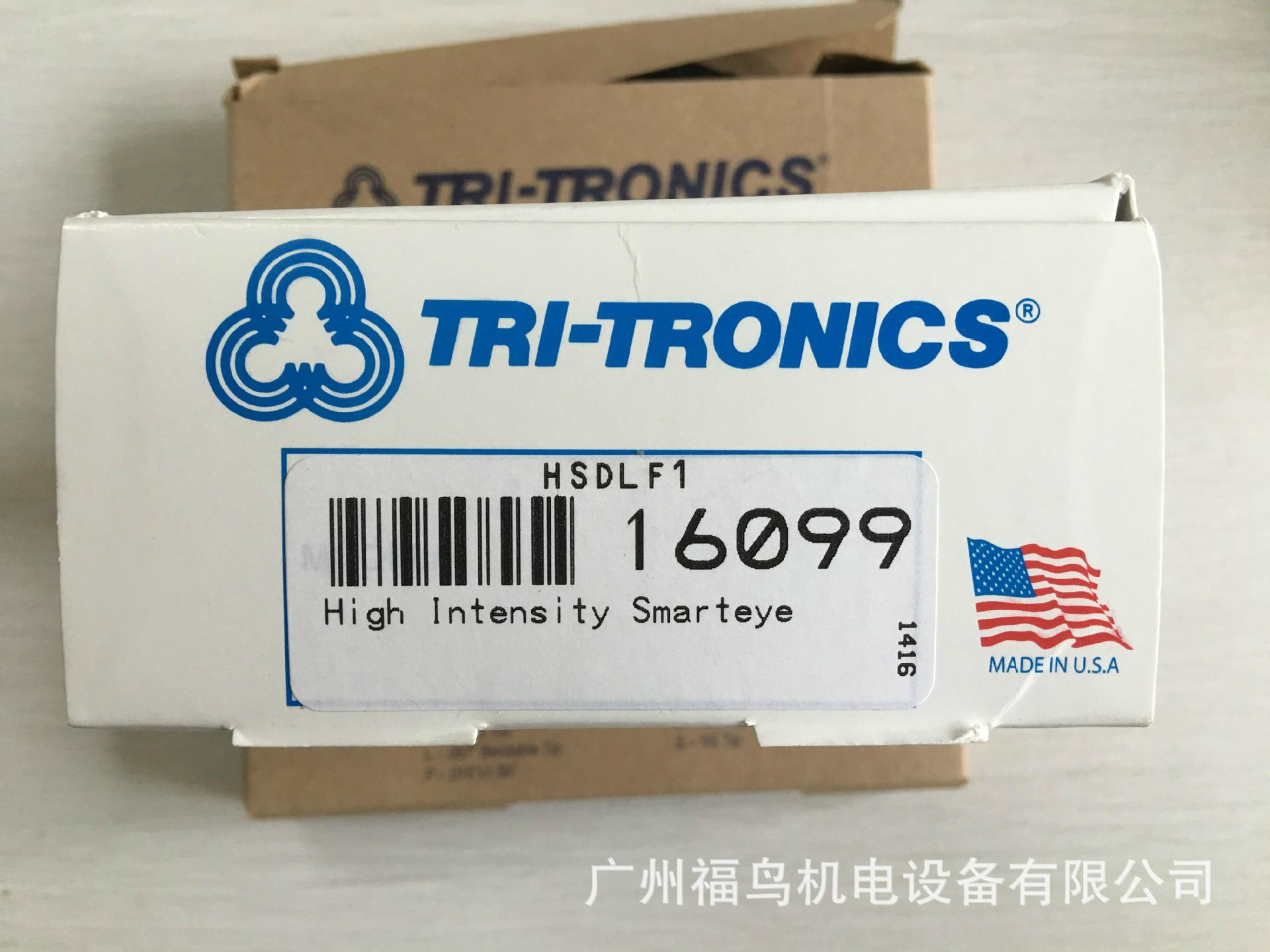 供應TRI-TRONICS光纖放大器, 傳感器(HSDLF1) 6