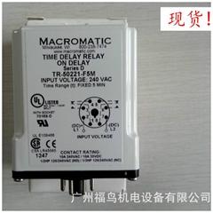现货供应MACROMATIC时间继电器(TR-50221-F5M)