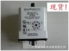 现货供应MACROMATIC时间继电器(TR-50221-12)