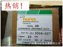 HURST电机, 马达(3006-007)