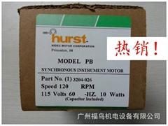 现货供应HURST电机, 马达(3204-026)