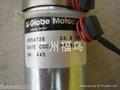 Globe motors电机, 马达, 齿轮电机