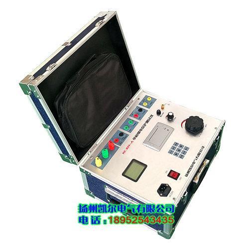微电脑单相继电保护测试仪 2