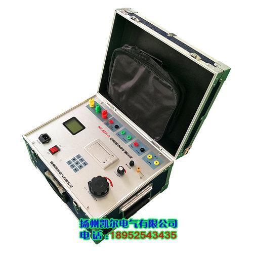 微电脑单相继电保护测试仪 3