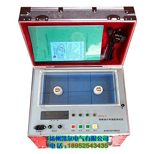 原厂直销80KV绝缘油介电强度测试仪 1