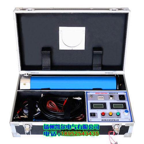 原廠直銷60-120-200-300KV便攜式直流高壓發生器 2