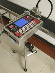 澳捷A180F生产日期喷码机自动打码机