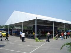 汽車促銷帳篷