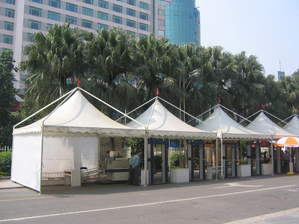 折叠帐篷 4