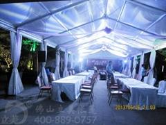 雅居樂曼克頓山都薈味蕾盛宴24米帳篷