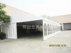 廣東省佛山市三強篩網倉儲篷