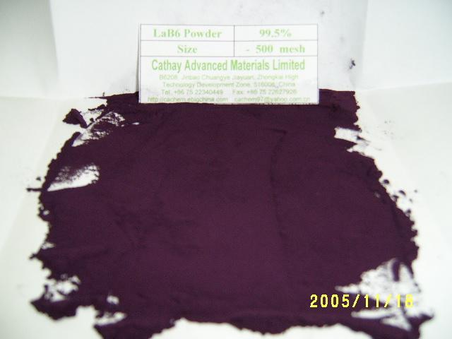 LaB6 powder