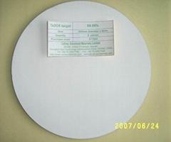 Tantalum pentoxide Ta2O5 target