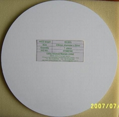 Hafnium Oxide HfO2 target (Hot Product - 1*)