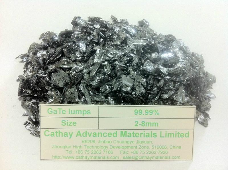Gallium Telluride GaTe target