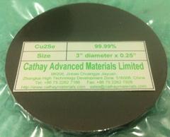 Copper Selenide Cu2Se target