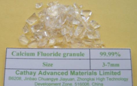 Calcium Fluoride CaF2 granule 1