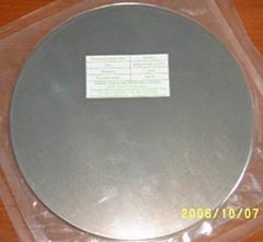 Praseodymium Pr target